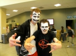 juggalos  hope you guys are picking up the differences