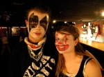 Clown luv couple of the day