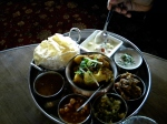 indian food YEAH!!!