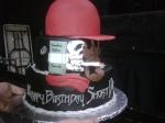 Short Dawg's Bday cake